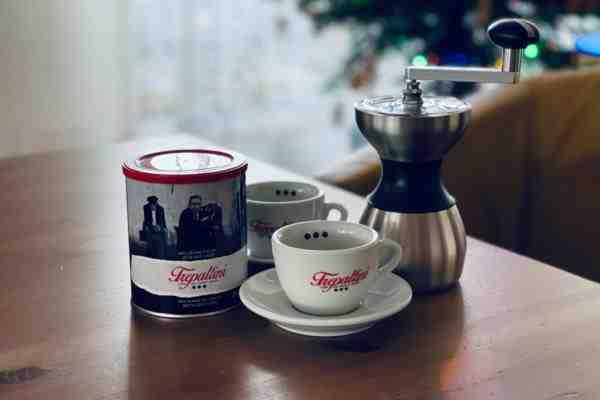 Súťaž o kávový set Trepallini