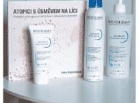 Súťaž o knižku a 3 inovatívne produkty Atoderm
