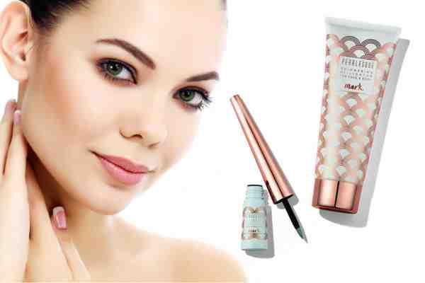 Súťaž o kolekciu dekoratívnej kozmetiky Pearlesque mark.