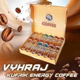 Súťaž o kufrík plný ENERGY COFFEE