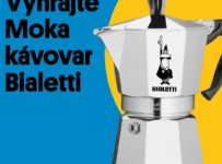 Súťaž o 3 moka kávovary Bialleti