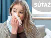Súťaž o nosový sprej PHYSIOMEROM