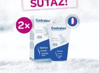 Súťaž o produkty Cedralex