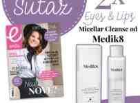 Súťaž o trojfázový odličovač Eyes & Lips Micellar Cleanse