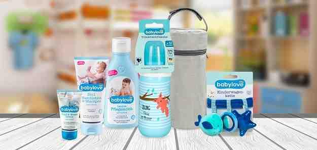 Súťaž o produkty zn. babylove od dm drogerie markt
