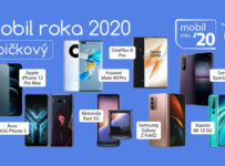 Mobil roka 2020 powered by O2