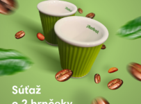 Súťaž o 2 hrnčeky na kávu s iRobotom