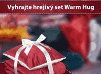 Súťaž o 2x set Warm Hug od Dormeo