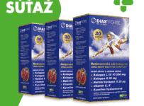 Súťaž o 3x DIAS FORTE kolagén v 30 sáčkov