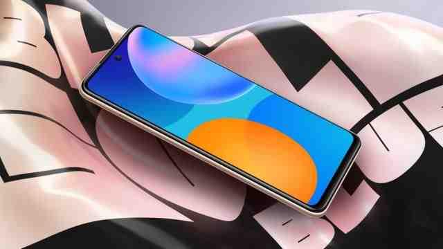 Súťaž o Huawei P smart 2021