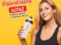 Súťaž o fitness balíček podľa vlastného výberu do 100€