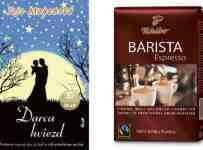Súťaž o knihu a kávu Tchibo Espresso Barist