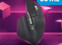 Súťaž o myš Logitech MX Master 3