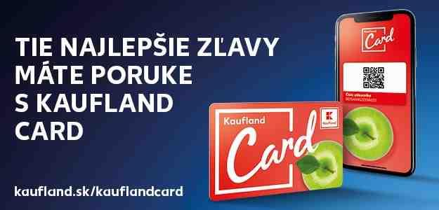 Súťaž o nákupné poukážky do Kauflandu