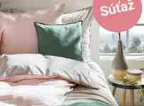 Súťaž o posteľnú bielizeň Belinda od Möbelix