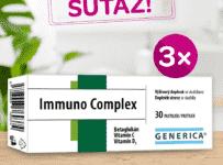 Súťaž o produkty Immuno Complex