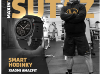 Súťaž o smart hodinky XIAOMI AMAZFIT