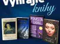 Súťaž o štyri knihy od WAU