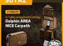 Súťaž o tašku na hygienické potreby Delphin AREA NICE Carpath