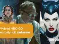 Vyhraj HBO GO na celý rok zadarmo