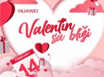 Zbierajte srdiečka a vyhrajte slúchadlá alebo smartfón od Huawei