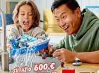 Súťaž o poukaz v hodnote 600€ na nákup LEGO stavebníc