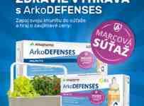 Zapoj svoju imunitu do súťaže s ArkoDEFENSES a hraj o zaujímavé ceny