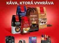 Káva, ktorávyhráva, súťaž s CBA