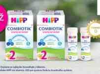 Súťaž o 3 balíčky dojčenského mlieka HiPP 2 BIO Combiotik® pre deti vo veku 6-12 mesiacov