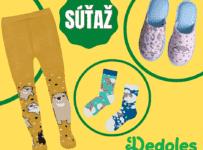 Súťaž o 3 balíčky od Dedoles