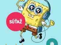 Súťaž o 5x rodinnú sadu rúšok s tematikou Spongeboba