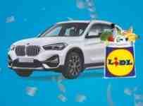 Súťaž o BMW alebo 100€ na nákup v Lidli