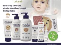 Súťaž o NOSKO BOX plný užitočných produktov pre vaše deti