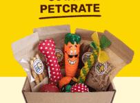 Súťaž o Petcrate plný pamlsiek, hračiek a prekvapenia