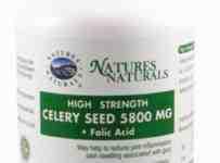 Súťaž o Zelery Seed 5800 mg