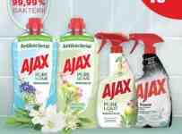 Súťaž o antibakteriálny balíček Ajax v hodnote 25 €