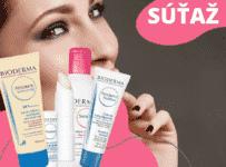 Súťaž o balíček kozmetiky značky Bioderma