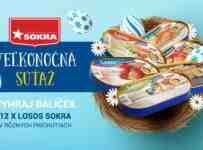 Súťaž o balíček plný obľúbených výrobkov SOKRA