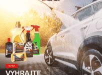 Súťaž o balíček produktov SHERON