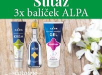 Súťaž o balíček produktov od spoločnosti Alpa