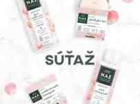 Súťaž o balíček produktov pleťovej kozmetiky N.A.E. z radu Purezza