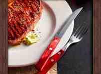 Súťaž o darčekový set steakových príborov
