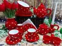 Súťaž o sadu ručne robenej keramiky v hodnote 115€