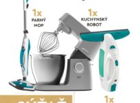 Súťaž o spotrebiče do domácnosti značky Kenwood