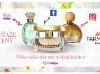 Súťaž o tri krásne vône od FARMASI