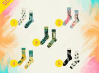 Súťaž o veselé ponožky Dedoles