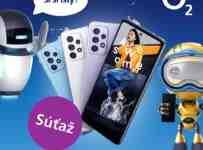 Súťaž o vodoodolný Samsungu Galaxy A52 4G
