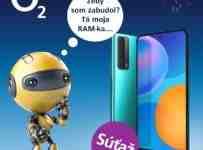 Súťaž o výkonný Huawei P smart 2021