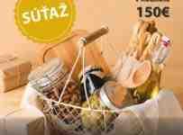 Súťaž s Adria Diskont o hodnotný balíček plný chutných potravín