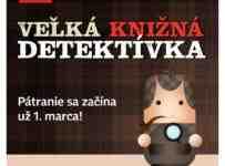 Veľká knižná detektívka na Martinus.sk